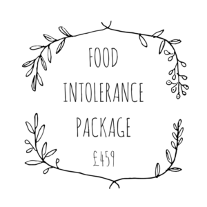 Food Intolerance Package